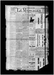 Le Messager, 15e N4, (04/13/1894)