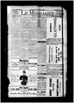 Le Messager, 15e N5, (04/17/1894)