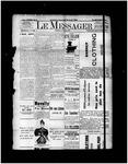 Le Messager, 15e N6, (04/20/1894)