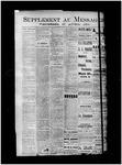 Le Messager, Supplement, (04/27/1894)