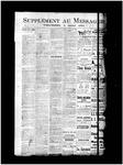 Le Messager, Supplement, (05/04/1894)
