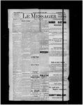 Le Messager, 15e N11, (05/08/1894)