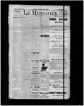Le Messager, 15e N12, (05/11/1894)