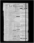 Le Messager, 15e N13, (05/15/1894)