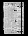 Le Messager, 15e N14, (05/18/1894)