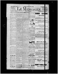Le Messager, 15e N17, (05/29/1894)