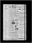 Le Messager, 15e N23, (06/19/1894)
