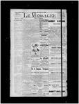 Le Messager, 15e N25, (06/26/1894)