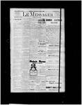 Le Messager, 15e N28, (07/06/1894)