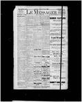 Le Messager, 15e N35, (08/03/1894)