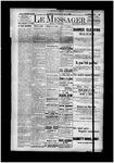 Le Messager, 15e N39, (08/17/1894)