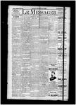 Le Messager, 15e N40, (08/21/1894)