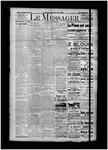 Le Messager, 15e N42, (08/28/1894)
