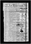 Le Messager, 15e N43, (08/31/1894)