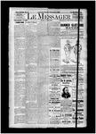 Le Messager, 15e N44, (09/04/1894)