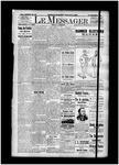 Le Messager, 15e N45, (09/07/1894)