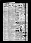 Le Messager, 15e N46, (09/11/1894)