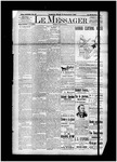 Le Messager, 15e N48, (09/18/1894)
