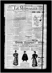 Le Messager, 15e N53, (10/05/1894) by Le Messager