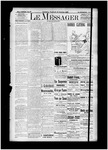 Le Messager, 15e N57, (10/19/1894) by Le Messager