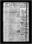 Le Messager, 15e N58, (10/23/1894) by Le Messager