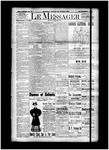 Le Messager, 15e N60, (10/26/1894) by Le Messager