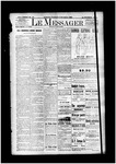 Le Messager, 15e N62, (11/02/1894) by Le Messager