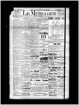 Le Messager, 15e N68, (11/23/1894) by Le Messager