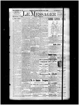 Le Messager, 15e N70, (11/30/1894) by Le Messager