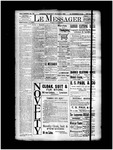 Le Messager, 15e N72, (12/07/1894) by Le Messager