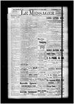 Le Messager, 15e N73, (12/11/1894)