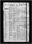 Le Messager, Supplement, (12/14/1894) by Le Messager