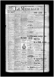 Le Messager, 15e N75, (12/18/1894) by Le Messager