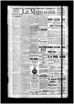 Le Messager, 15e N76, (12/21/1894)