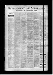 Le Messager, Supplement, (12/21/1894) by Le Messager