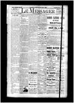 Le Messager, 15e N79, (12/31/1894)