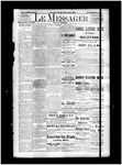 Le Messager, 15e N87, (01/29/1895)