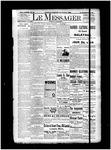 Le Messager, 15e N88, (02/01/1895)