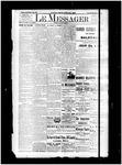 Le Messager, 15e N89, (02/05/1895)