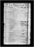 Le Messager, 15e N96, (03/01/1895)