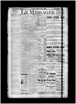 Le Messager, 15e N98, (03/12/1895)