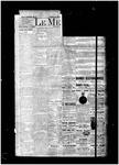 Le Messager, 16e N1, (04/1895)