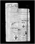 Le Messager, 16e N4, (04/1895)