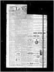 Le Messager, 16e N5, (04/1895)