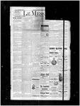 Le Messager, 16e N7, (04/28/1895)