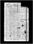 Le Messager, 16e N9, (04/30/1895)