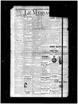 Le Messager, 16e N10, (05/03/1895)