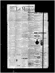 Le Messager, 16e N12, (05/10/1895)
