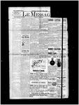 Le Messager, 16e N14, (05/17/1895)