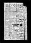 Le Messager, 16e N16, (05/24/1895)